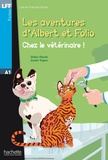 André Treper et Didier Eberlé - Albert et Folio A1 - Chez le Vétérinaire (ebook).
