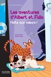 André Treper et Didier Eberlé - Albert et Folio A1 - Halte aux voleurs (ebook).