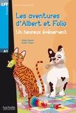 André Treper et Didier Eberlé - Albert et Folio A1 - Un heureux évènement (ebook).
