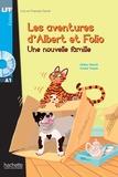 André Treper et Didier Eberlé - Albert et Folio A1 - Une nouvelle famille (ebook).