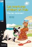 André Treper et Didier Eberlé - Albert et Folio A1 - Vive les vacances ! (ebook).