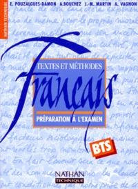 FRANCAIS BTS. Textes et méthodes, préparation à lexamen.pdf