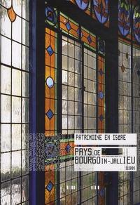 André Vallini et Anne Cayol-Gerin - Pays de Bourgoin-Jallieu - Entre Bourbe et Lyonnais, les cantons de Bourgoin-Jallieu nord et sud, l'Isle-d'Abeau et la Verpillière.