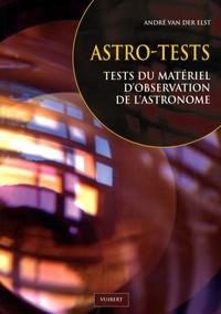 Accentsonline.fr Astro-tests - Tests du matériel d'observation de l'astronome Image