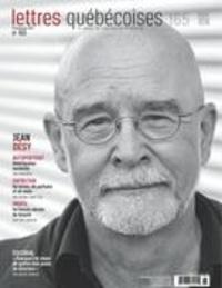 André Vanasse et Jean Désy - Lettres québécoises. No. 165, Printemps 2017.