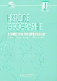 HISTOIRE GEOGRAPHIE BEP 2NDE PRO. Livre du professeur.pdf