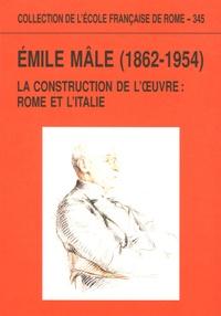 Emile Mâle (1862-1954) - La construction de loeuvre : Rome et lItalie.pdf