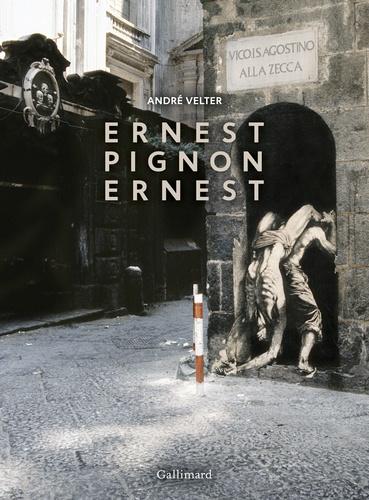 André Velter - Ernest Pignon-Ernest.