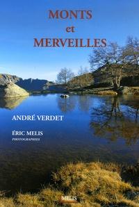 André Verdet - Monts et merveilles.