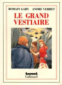 André Verret - Le grand vestiaire.