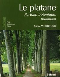 André Vigouroux - Le platane - Portrait, botanique, maladies.