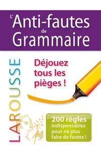 André Vulin - L'anti-fautes de grammaire.