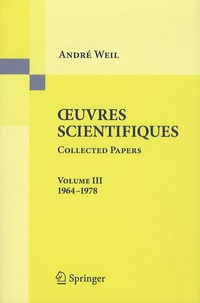 Oeuvres scientifiques - Collected Papers Volume III : 1964-1978.pdf
