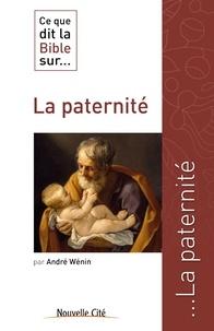 André Wénin - Ce que dit la bible sur la paternite.