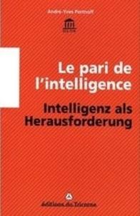 Le pari de lintelligence - Des puces, des souris et des hommes, édition bilingue français-allemand.pdf