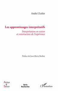 Feriasdhiver.fr Les apprentissages interprétatifs - Interprétation en action et construction de l'expérience Image