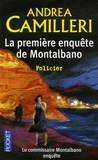 Andrea Camilleri - La première enquête de Montalbano.