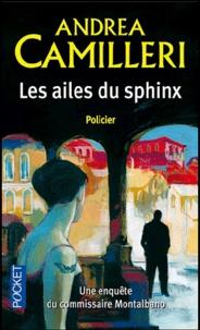 Andrea Camilleri - Les ailes du sphinx.