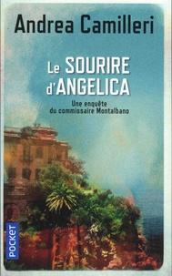 Andrea Camilleri - Une enquête du commissaire Montalbano  : Le sourire d'Angelica.