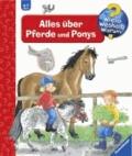 Andrea Erne - Alles über Pferde und Ponys.