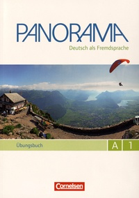 Andrea Finster et Friederike Jin - Panorama A1 Ubungsbuch - Deutsch als Fremdsprache. 2 CD audio