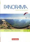 Andrea Finster et Friederike Jin - Panorama A1 - Ubungsbuch - Leben in Deutschland. 2 CD audio
