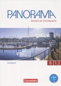 Andrea Finster et Dagmar Giersberg - Panorama B1.2 - Kursbuch.