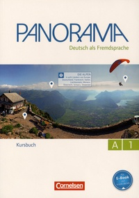 Andrea Finster et Friederike Jin - Panorama Kursbuch A1 - Deutsch als Fremdsprache.