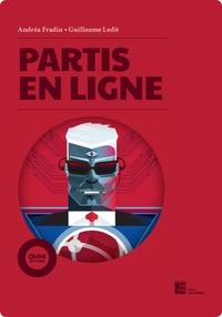 Andrea Fradin et Didier Adès - Partis en ligne - Les politiques attaquent Internet..