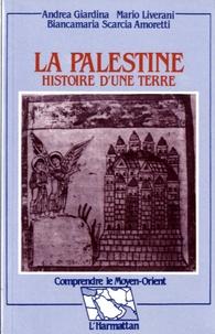 Deedr.fr La Palestine - Histoire d'une terre Image