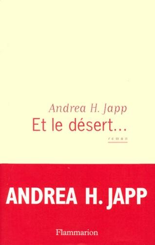 Andrea-H Japp - .