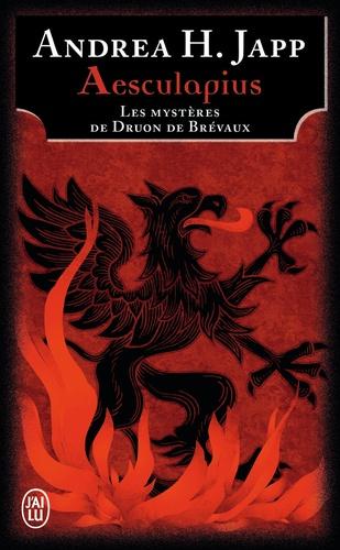 Les mystères de Druon de Brévaux Tome 1 Aesculapius