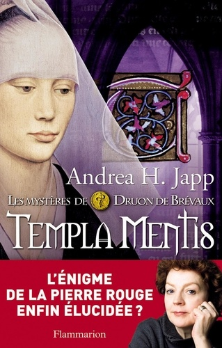 Les mystères de Druon de Brévaux Tome 3 Templa mentis