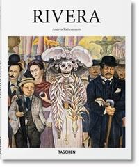 Andrea Kettenmann - Diego Rivera (1886-1957) - Un esprit révolutionnaire dans l'art moderne.