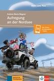 Andrea Maria Wagner - Aufregung an der Nordsee - Deutsch als Fremdsprache A1.