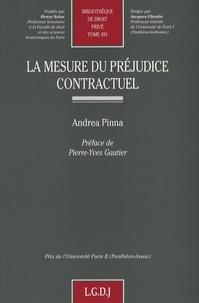 La mesure du préjudice contractuel.pdf