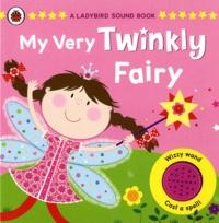 Andrea Pinnington - My very Twinkly Fairy.