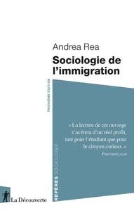 Andrea Rea - Sociologie de l'immigration.