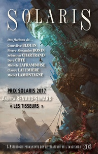 Andréa Renaud-Simard et Pierre-Alexandre Bonin - Solaris 203.