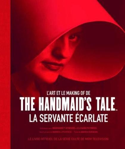 Andrea Robinson - L'art et le making of de The Handmaid's Tale La servante écarlate.