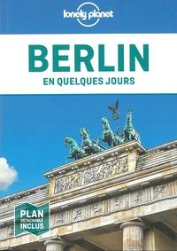 Andrea Schulte-Peevers - Berlin en quelques jours. 1 Plan détachable