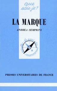 Andréa Semprini - La marque.