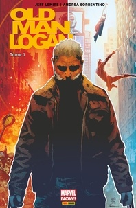 Andrea Sorrentino - Old man Logan (2015) T01 - Folie furieuse.