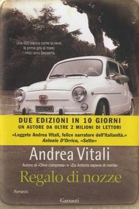 Andrea Vitali - Regalo di nozze.