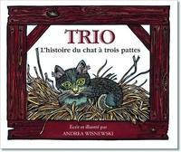 Andrea Wisnewski - Trio - L'histoire du chat à trois pattes.
