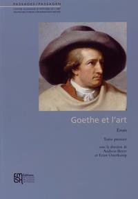 Andreas Beyer et Ernst Osterkamp - Goethe et l'art - Coffret en 2 volumes : Tome 1, Essais ; Tome 2, Les écrits de Goethe sur les beaux-arts, répertoire des artistes cités.