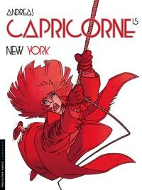 Andreas - Capricorne Tome 15 : New York.