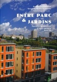 Deedr.fr Entre parc & jardins - Opération de logements et halte-garderie Paris 13e Image