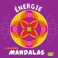 Andreas Cziepluch - Energie - Mandalas à colorier.