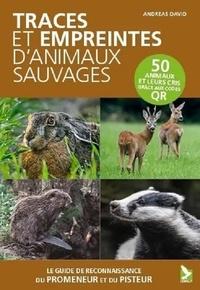 Andreas David - Traces et empreintes d'animaux sauvages.